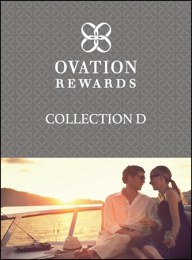 Explore Ovation Rewards